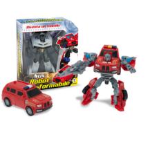 Super Robot - Autóvá Átalakuló Robot