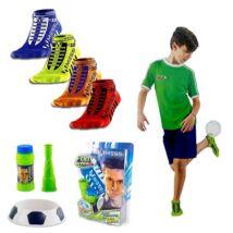 Messi buborékfoci kezdő szett 2 darab zoknival - több színben