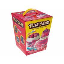 Play Sand Homokgyurma Készlet - Szülinapi Torta
