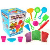 Play Sand Homokgyurma Készlet - Fagyi