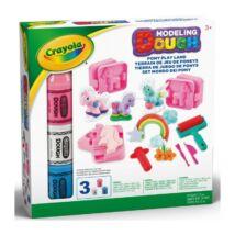 Crayola Unikornisos és Pónis Gyurmázó Készlet