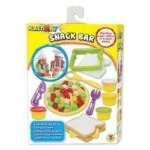 Plasti Art Gyurmázó Készlet: Snack Bar