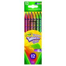 Crayola Csavarható Színes Ceruza Készlet
