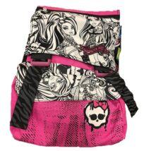 Monster High: Rózsaszín Iskolatáska