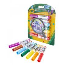 Crayola Lemosható Filctoll 7 db