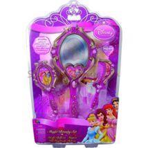 Disney Hercegnő Fésűk Zenélő Tükörrel