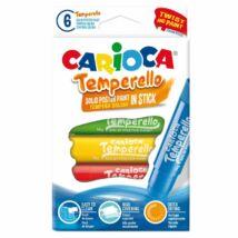 Carioca Temperello Tempera Ceruza 6 db-os