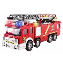 Wtoy Tűzoltóautó Vízzel Tölthető