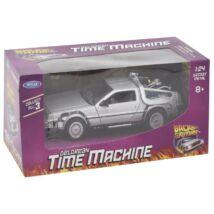 Delorean Time Machine - Vissza A Jövőbe Autó