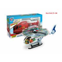 Vílágító Hangot Kiadó Helikopter