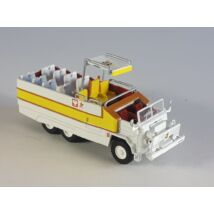 Star 660 Papamobile 1:72 Modell Autó