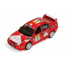 Mitsubishi Lancer Evolution VI Rallye Monte-Carlo 1999 1:43 Modell Autó