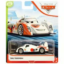 Verdák 3: Shu Todoroki Autó