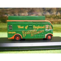 "Harrington Box Van - ""West of England Boxing Academy"" 1:76 Modell autó"