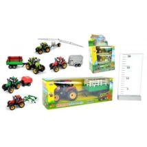 Kidz Corner Traktorok, póttal