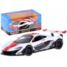 McLaren P1 GTR Hanggal és Világítással