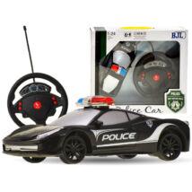 Rendőr Autó RC 1:24 Méret