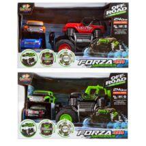 """Forza 4x4 Kétéltű RC-s Autó: """"Heves Tigris"""""""