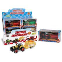 Metal Kids Traktorok