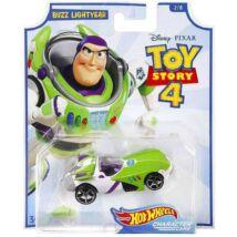 Hot Wheels Toy Story 4: Buzz Lightyear Autója