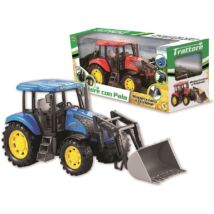 Linea Verda Homlokrakodó Traktor