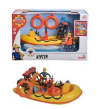 Sam a Tűzoltó: Neptun Motorcsónak Penny Figurával