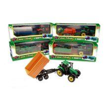 Linea Verde Traktorok, futókkal