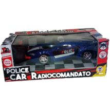 Rendőrautó Többféle