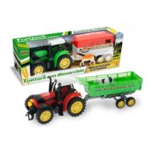 Traktor Utánfutóval Kétféle
