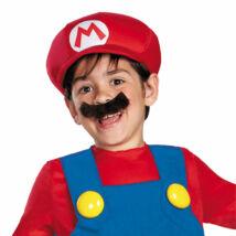 Super Mario sapka és bajusz