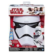 Star Wars Hangátalakító Első Rendi Rohamosztagos Maszk