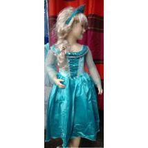 Jéghercegnő Jelmez