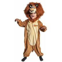 Madagaszkár Alex oroszlán jelmez