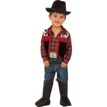 Rubies Cowboy Jelmez 3-4 éves