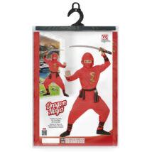 Red Dragon Ninja Jelmez