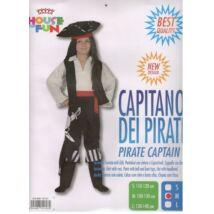Kalóz Kapitány Jelmez