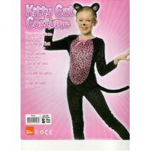 Kitty Cica Jelmez