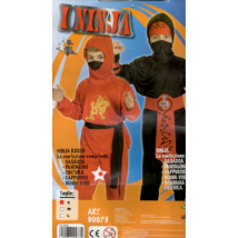 Vörös Ninja Jelmez