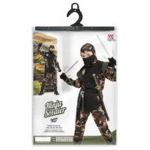 Ninja Soldier Jelmez