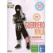 Ninja Warrior Jelmez 110-120 cm