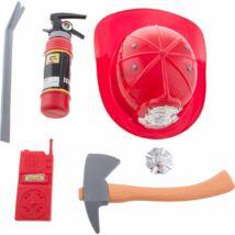 Tűzoltó Felszerelés: Sisak Kiegészítőkkel