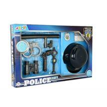 Wtoy Rendőr Szett Kiegészítőkkel