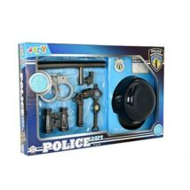 Rendőr Szett Kiegészítőkkel