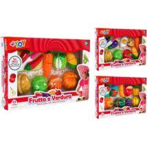 Szeletelhető gyümölcsök - zöldségek, többféle