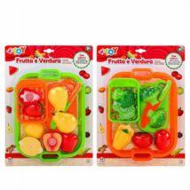Wtoy Vágható Zöldség és Gyümölcs