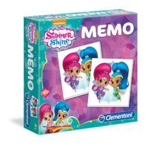 Shimmer és Shine Memória Játék