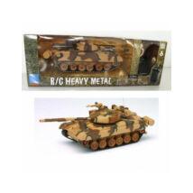 RC Távirányítós Tank