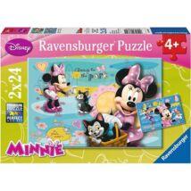 Ravensburger Puzzle: Minnie Egér