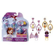 Disney Sofia Fülbevaló + Gyűrű