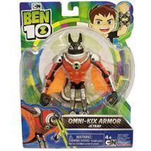 Ben 10 Omni - Sokkhatás Jetray